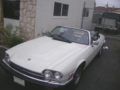Jaguar Xjs 89