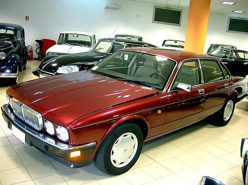 Jaguar Xj6 39 92