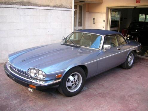 Jaguar Xjs Convertibile 88